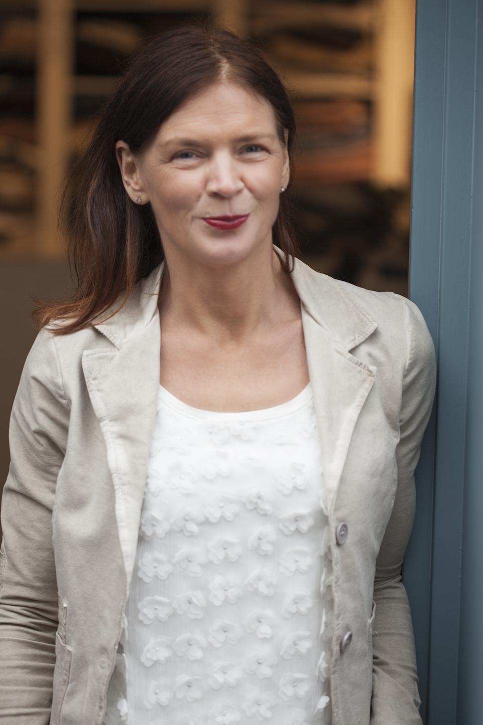 Heike Behrendt Portrait Almehaus